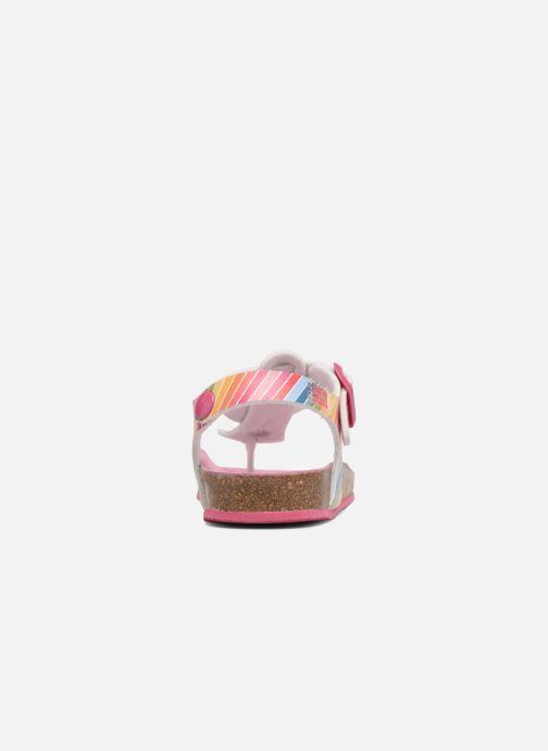Sandales et nu-pieds Agatha Ruiz de la Prada Bio Agatha 4 Multicolore vue droite