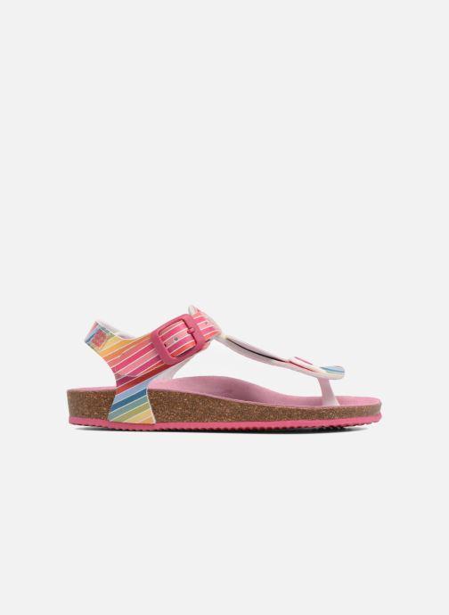 Sandales et nu-pieds Agatha Ruiz de la Prada Bio Agatha 4 Multicolore vue derrière