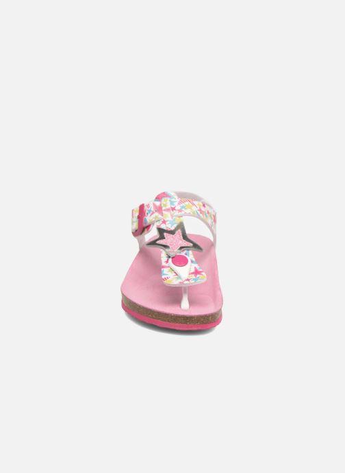 Sandalen Agatha Ruiz de la Prada Bio Agatha 4 mehrfarbig schuhe getragen