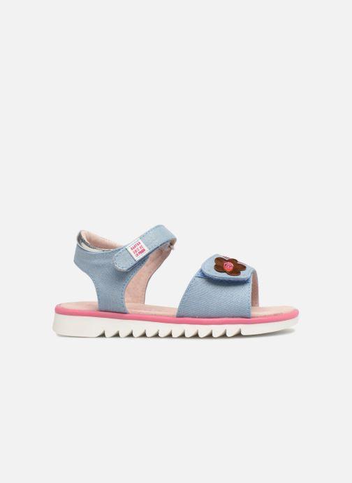 Sandales et nu-pieds Agatha Ruiz de la Prada Smile Bleu vue derrière