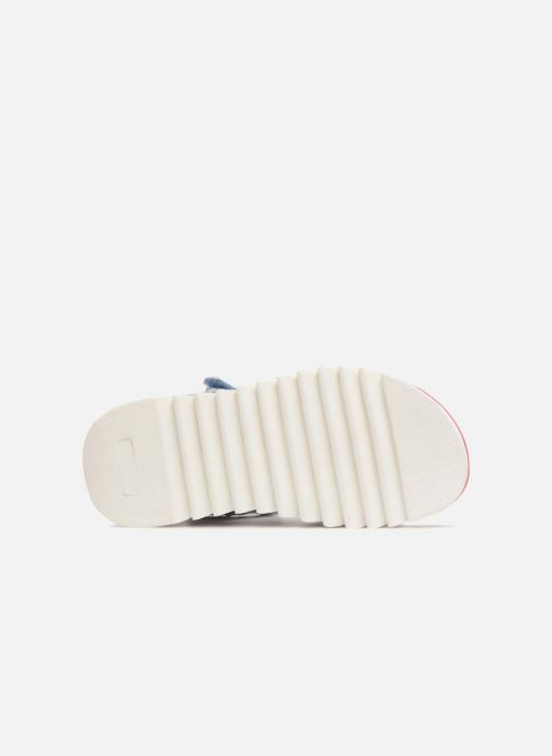 Sandales et nu-pieds Agatha Ruiz de la Prada Smile Bleu vue haut