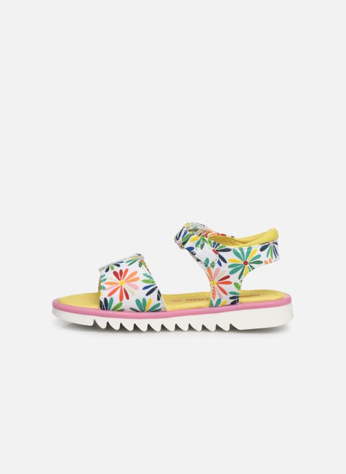 Sandals Agatha Ruiz de la Prada Smile Multicolor front view