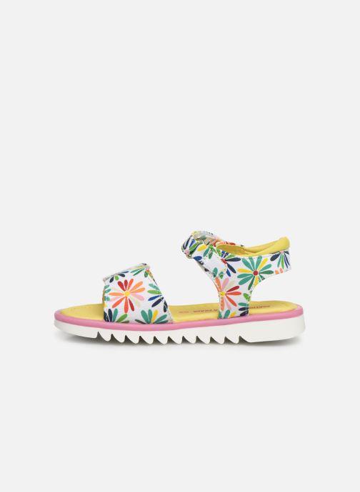 Sandals Agatha Ruiz de la Prada Smile Multicolor front view