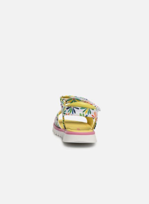 Sandales et nu-pieds Agatha Ruiz de la Prada Smile Multicolore vue droite