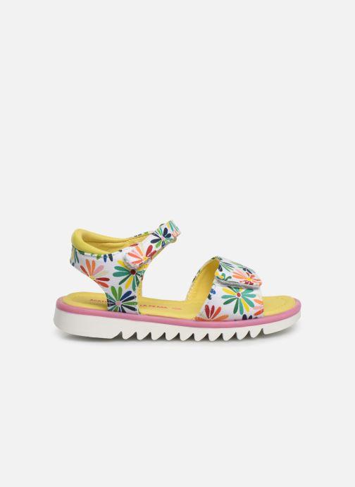 Sandales et nu-pieds Agatha Ruiz de la Prada Smile Multicolore vue derrière