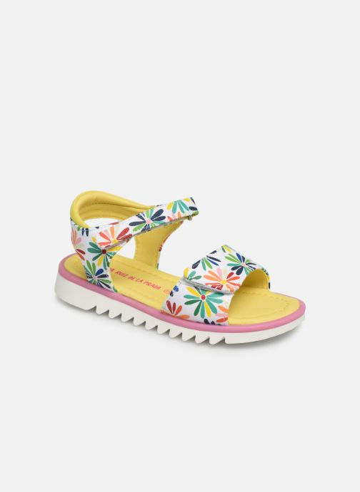 Sandals Agatha Ruiz de la Prada Smile Multicolor detailed view/ Pair view