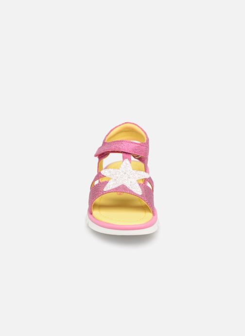 Sandals Agatha Ruiz de la Prada Smile Pink model view
