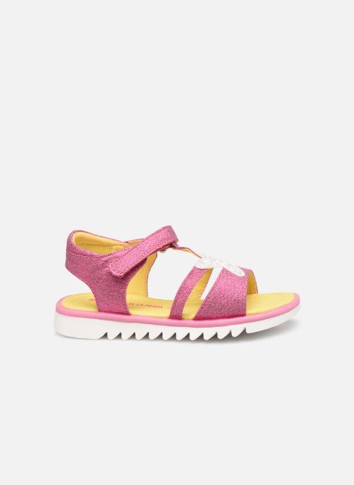 Sandales et nu-pieds Agatha Ruiz de la Prada Smile Rose vue derrière