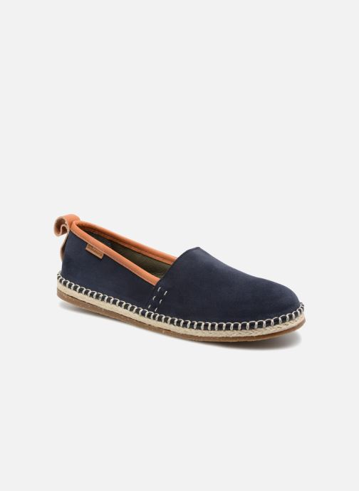 Espadrilles El Naturalista Nautilus N5360 Blue detailed view/ Pair view