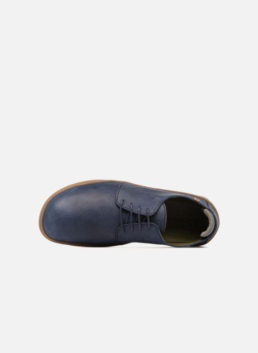 Sneakers El Naturalista Amazonas N5381 Azzurro immagine sinistra