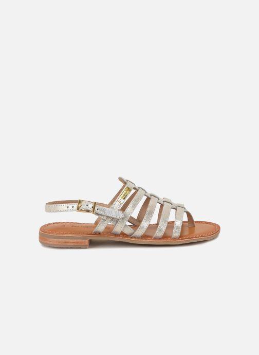 Sandales et nu-pieds Les Tropéziennes par M Belarbi Hariette Argent vue détail/paire