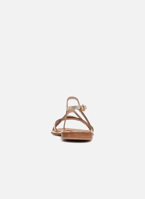 Sandalen Les Tropéziennes par M Belarbi Mure gold/bronze ansicht von rechts