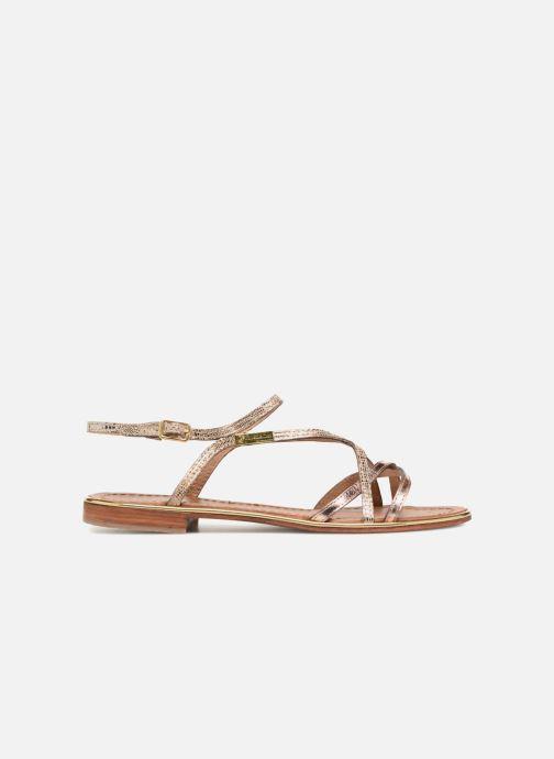 Sandalen Les Tropéziennes par M Belarbi Mure gold/bronze ansicht von hinten