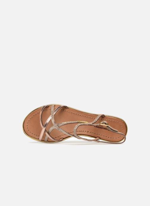 Sandalen Les Tropéziennes par M Belarbi Mure gold/bronze ansicht von links