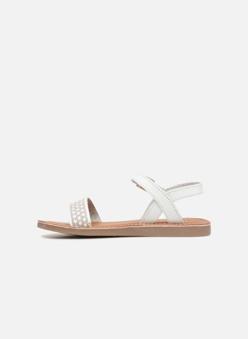 Sandales et nu-pieds L'Atelier Tropézien Marie Blanc vue face