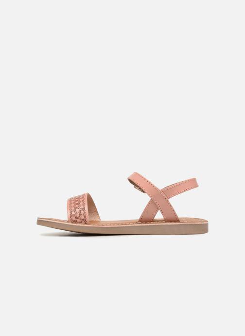 Sandales et nu-pieds L'Atelier Tropézien Marie Rose vue face