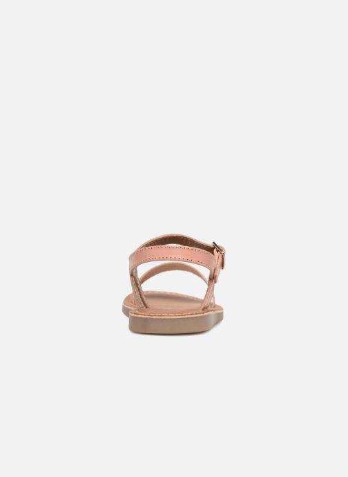 Sandales et nu-pieds L'Atelier Tropézien Marie Rose vue droite