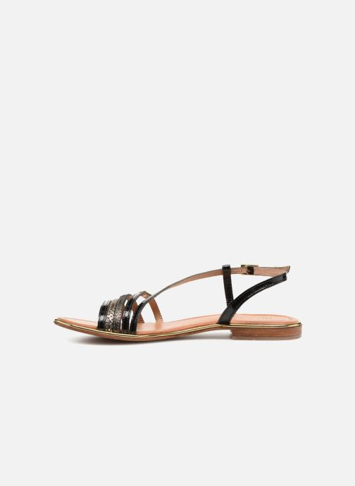 Sandales et nu-pieds Les Tropéziennes par M Belarbi Holidays Noir vue face
