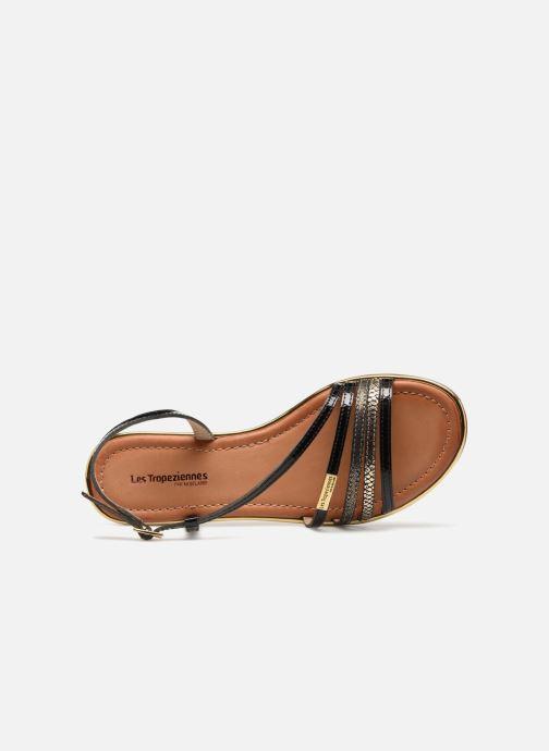 Sandales et nu-pieds Les Tropéziennes par M Belarbi Holidays Noir vue gauche