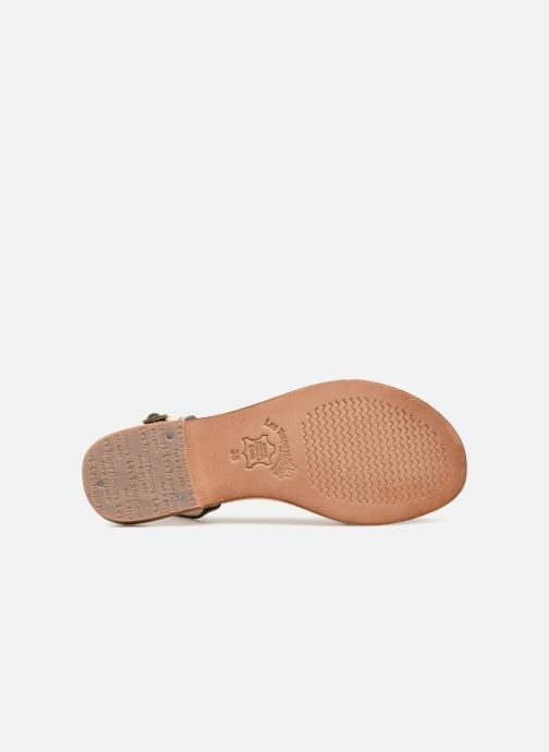 Sandales et nu-pieds Les Tropéziennes par M Belarbi Holidays Noir vue haut