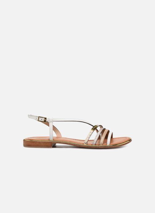 Sandals Les Tropéziennes par M Belarbi Holidays White back view