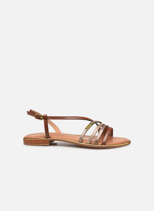 Sandales et nu-pieds Les Tropéziennes par M Belarbi Holidays Marron vue derrière