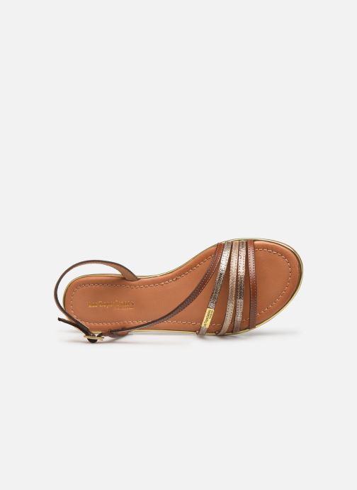 Sandales et nu-pieds Les Tropéziennes par M Belarbi Holidays Marron vue gauche