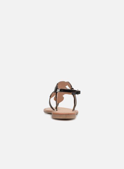 Les Tropéziennes par par par M Belarbi Ochana (schwarz) - Sandalen bei Más cómodo 432522