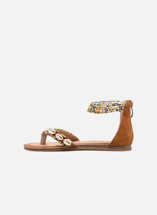 Sandals Les Tropéziennes par M Belarbi Getta Multicolor front view