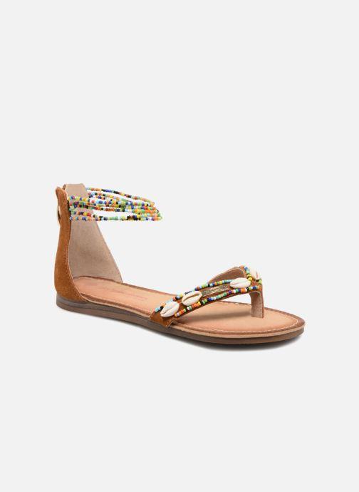 Sandals Les Tropéziennes par M Belarbi Getta Multicolor detailed view/ Pair view
