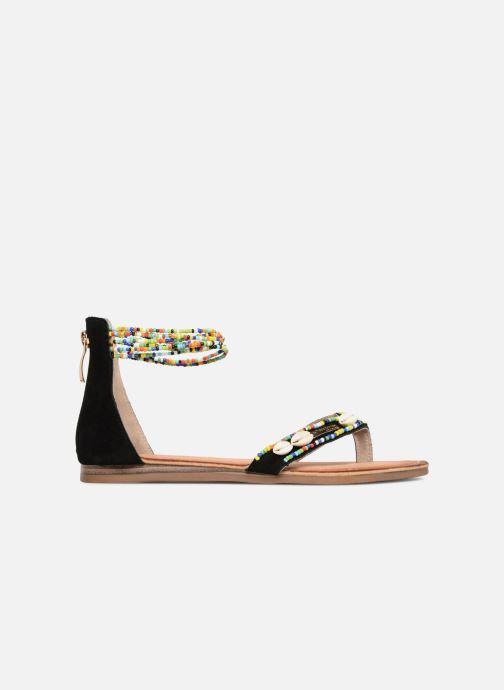 Sandales et nu-pieds Les Tropéziennes par M Belarbi Getta Noir vue derrière