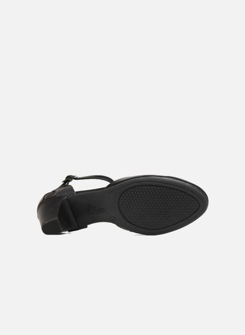 schwarz Pumps S 2 oliver Danoa 315053 wq1BtI81