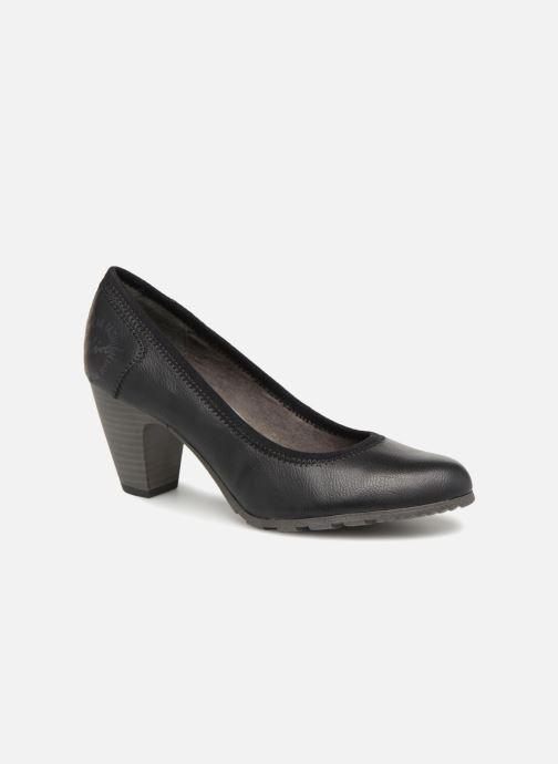 Høje hæle S.Oliver Nyelle 2 Sort detaljeret billede af skoene