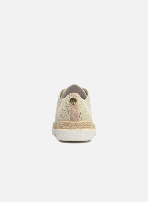 Chaussures à lacets S.Oliver Lormine Or et bronze vue droite