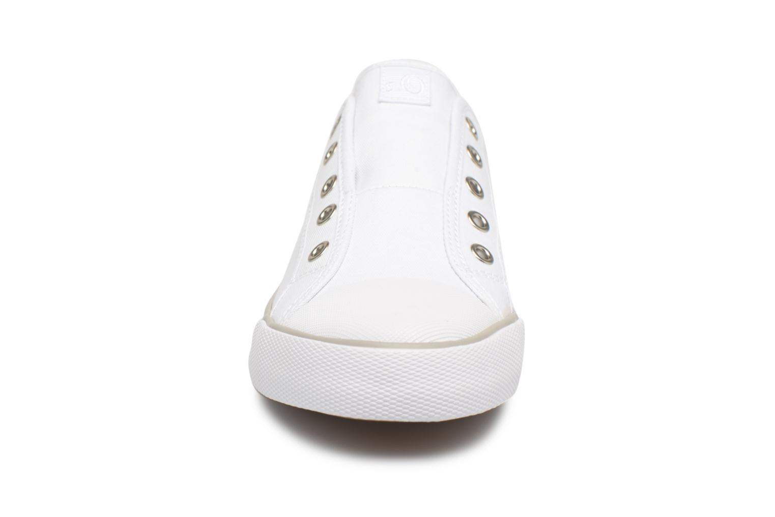 Trainers S.Oliver topinambour 2 White model view