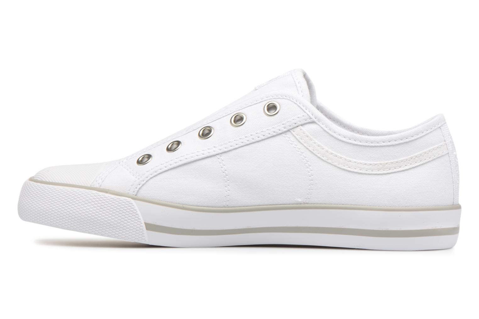 Trainers S.Oliver topinambour 2 White front view