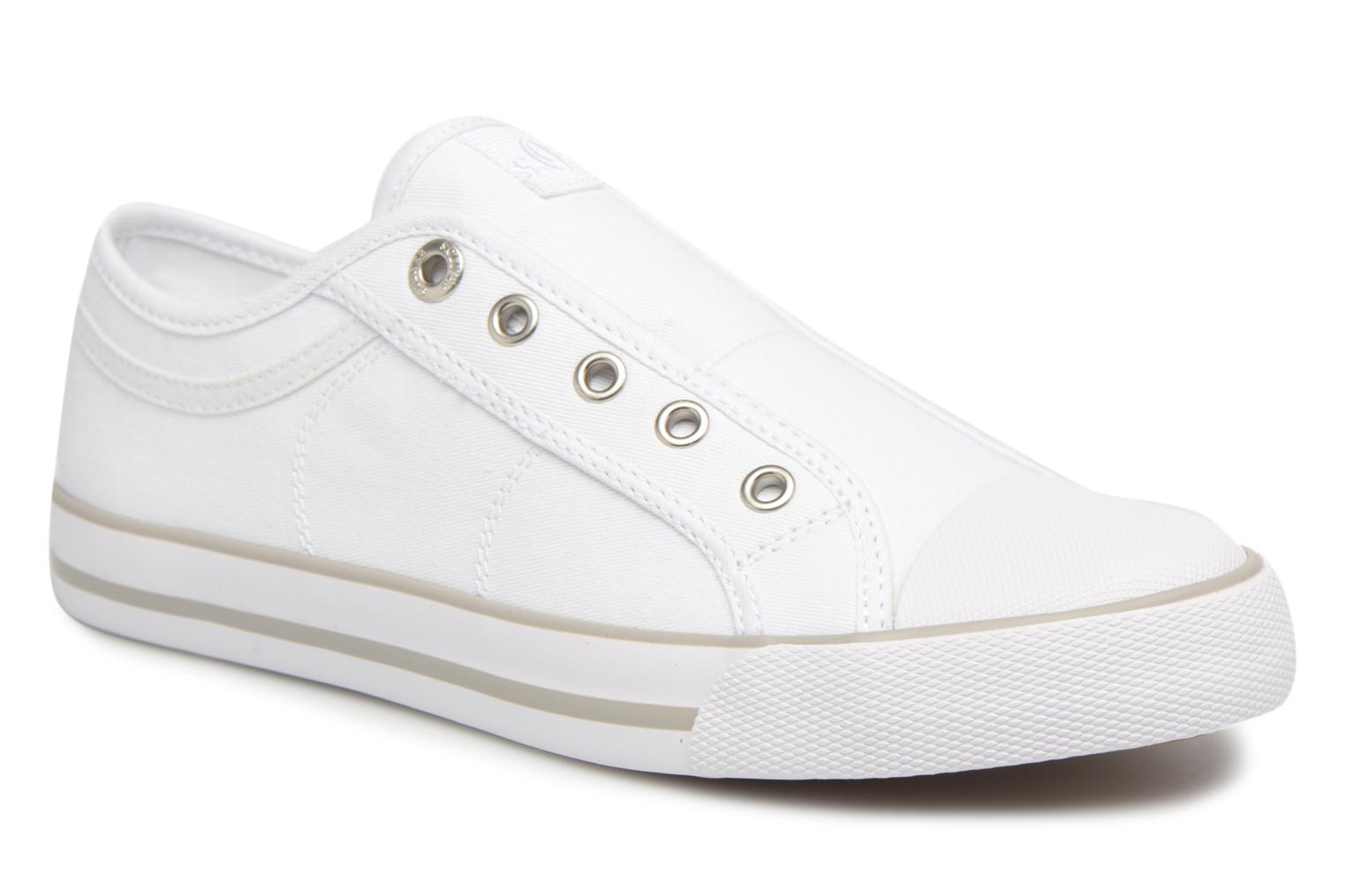 Trainers S.Oliver topinambour 2 White detailed view/ Pair view