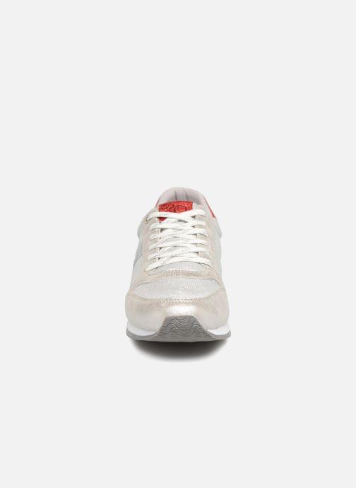 Baskets S.Oliver Malgoth Argent vue portées chaussures