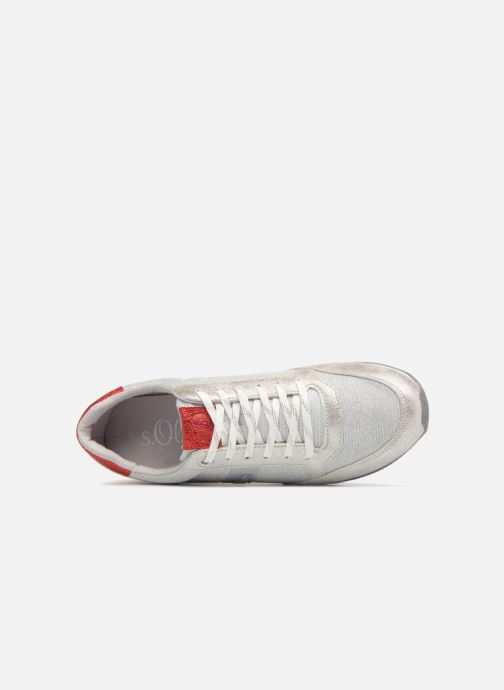Sneakers S.Oliver Malgoth Zilver links