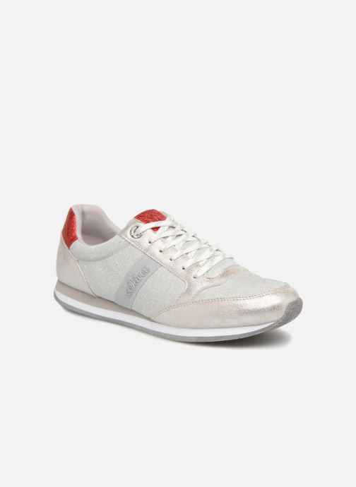 Sneakers S.Oliver Malgoth Zilver detail