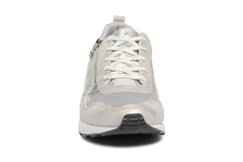 Baskets S.Oliver Carvielle Argent vue portées chaussures