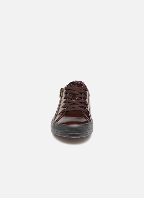 Trainers S.Oliver Boreas Burgundy model view