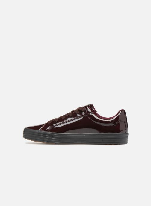 Trainers S.Oliver Boreas Burgundy front view