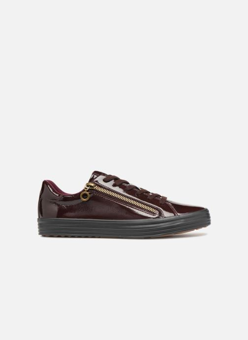 Trainers S.Oliver Boreas Burgundy back view