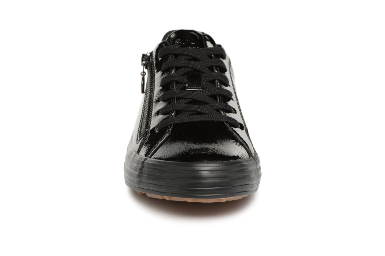 Baskets S.Oliver Boreas Noir vue portées chaussures