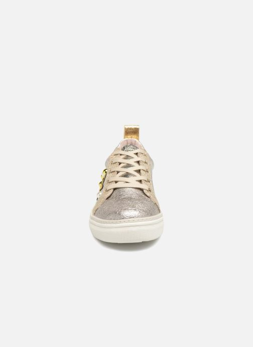 Sneakers S.Oliver Mirime Argento modello indossato
