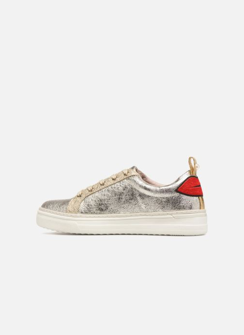 Sneakers S.Oliver Mirime Argento immagine frontale