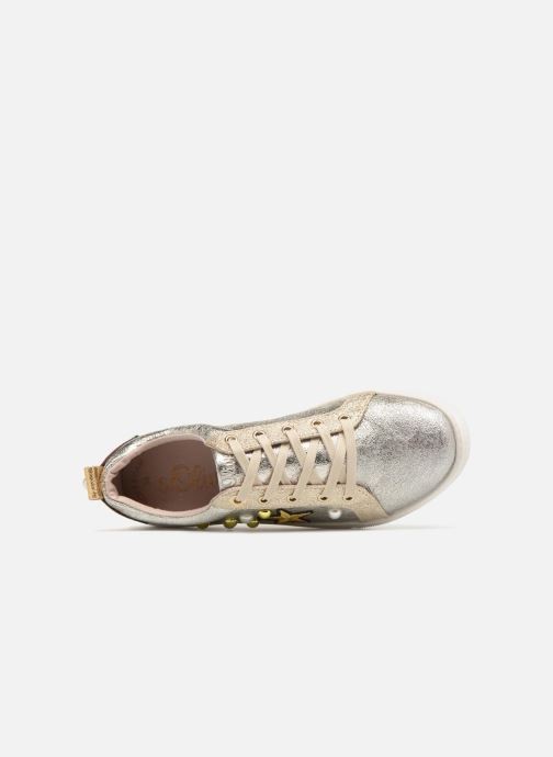 Sneakers S.Oliver Mirime Argento immagine sinistra