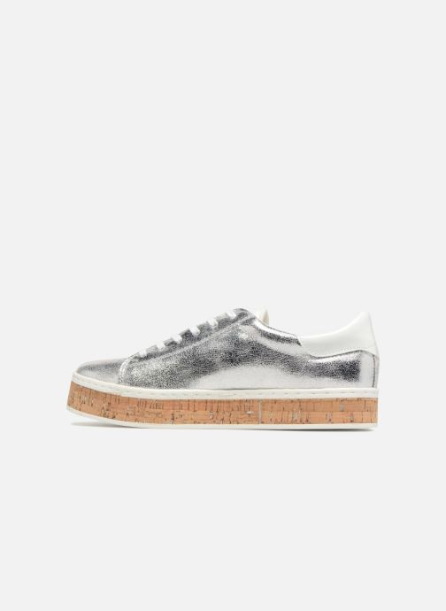 Sneakers S.Oliver Ethriane Argento immagine frontale