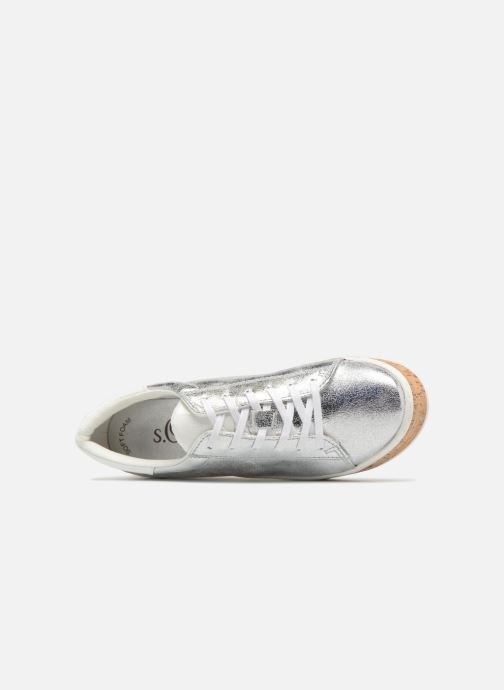 Sneakers S.Oliver Ethriane Argento immagine sinistra